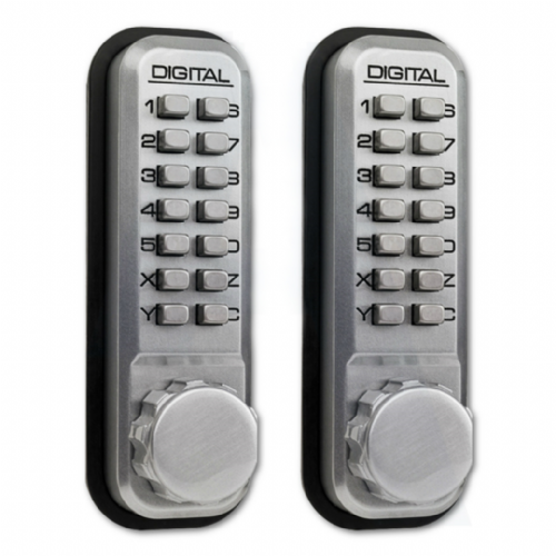 Lockey Digital 2430DS (Back To Back)